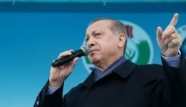 """Cumhurbaşkanı Erdoğan'dan Suriye açıklaması: """"Yeterli görmüyorum"""""""