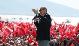 Cumhurbaşkanı Erdoğan: Kimi denize döküyorsun görelim