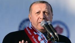 """Erdoğan """"Fırat Kalkanı'nın devamı olacak"""""""