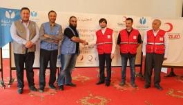 Suriyeli bin aile için kalıcı konutta sona doğru