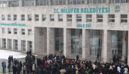 CHP'li Nilüfer Belediyesi'nde grev skandalı
