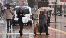 Meteorolojiden 5 ile kuvvetli yağış uyarısı