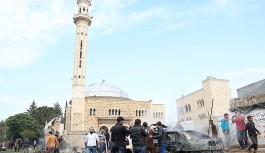 Türkiye sınırındaki Azez'e bomba yüklü araçla saldırı