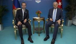 Türkiye ve Rusya ticari engelleri kaldırmak...