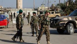 Afganistan'da, 4 Amerikan askeri yaralandı
