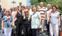Bursa'da silahlı saldırıya uğrayan hastane personeli konuştu