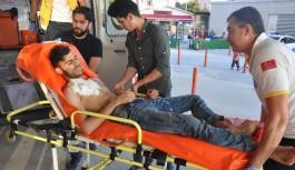 Bursa'da Suriyeli gençler birbirine girdi