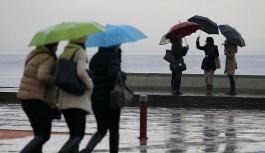 Meteorolojiden Bursa'ya bugün için sağanak yağış uyarısı