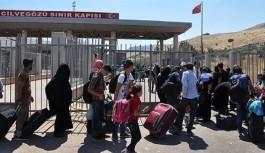 Türkiye'den Suriye'ye geçişler sona erdi