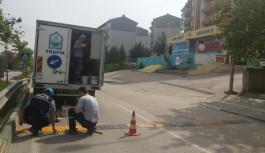 Yıldırım'da 'güvenli trafik' harekatı