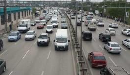 Bursa'da trafik ve yol durumu