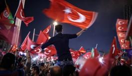 İstanbul ve Ankara başta olmak üzere 81 ilde 15 Temmuz programı