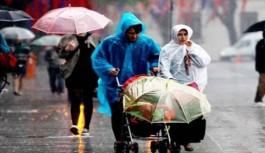 Meteoroloji'den 7 ile kuvvetli yağış uyarısı