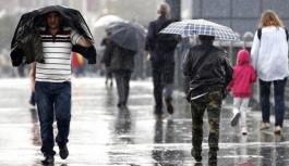 Meteoroloji'den Bursa'ya sağanak yağış uyarısı