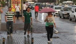 Meteoroloji'den uyarı: Hafta sonu yağmura dikkat