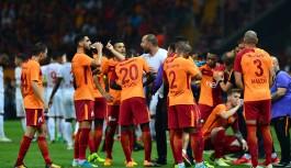 Galatasaray ilk hafta farklı galip