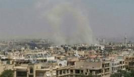 Halep'teki Esed askeri üssünde patlama: 20 ölü