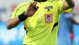 M. Başakşehir Bursaspor maçının hakemi belli oldu