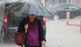 Meteorolojiden Bursa'ya kuvvetli yağış uyarısı