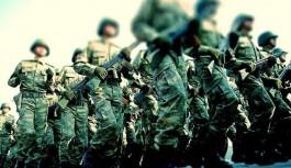 """TSK: """"Suriye'den Türkiye'ye yasa dışı sınır geçişi teşebbüsünde bulunan 469 şahıs yakalandı"""""""