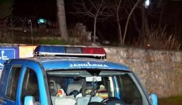 Ayvalık'ta 14 göçmen ve 5 organizatör yakalandı
