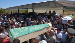 Bursa'daki feci kazanın kurbanları Tokat'ta toprağa verildi
