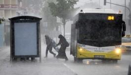 Bursalılar dikkat! Gök gürültülü sağanak yağış geliyor