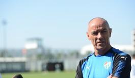 Bursaspor'da Yeni Malatyaspor maçı hazırlıkları sürüyor