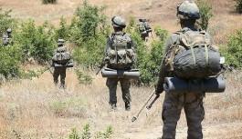Hakkari Çukurca'dan acı haber: 1 asker şehit, 3 asker yaralı