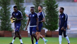Medipol Başakşehir, Ludogorets maçına hazır