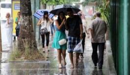 Meteorolojiden Bursa'ya cuma günü için sağanak uyarısı