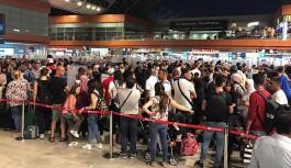 Sabiha Gökçen Havalimanı'ndan günlük yolcu rekoru