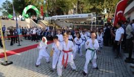 Spor şehri Bursa'ya bir tesis daha