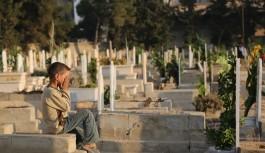 Suriye'de Kurban Bayramı