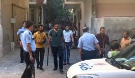 Suriyeliler ve mahalle sakinleri arasında kavga