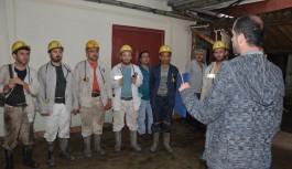 Zonguldaklı madenciler Konya'ya davet edildi