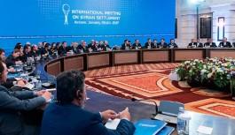 Astana'da uzlaşı sağlanamadı