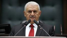 """Başbakan Yıldırım """"Faaliyetlerimiz kendi topraklarımızla sınırlı değil"""""""