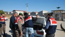 Bursa'da jandarma okul çevresinde göz açtırmıyor