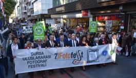 Bursa Uluslararası Fotoğraf Festivali başladı