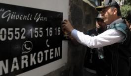 Bursa'da uyuşturucu tacirlerinin korkulu rüyası: Narko-Tem