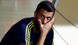 Fenerbahçe'de Volkan Demirel 10 yıl sonra ilk kez yedek