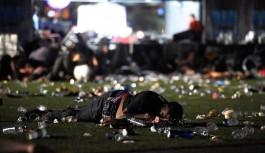 Las Vegas'ta konsere silahlı saldırı: Ölü ve yaralılar var