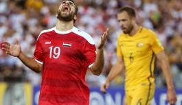 Suriye Dünya Kupası'na veda etti