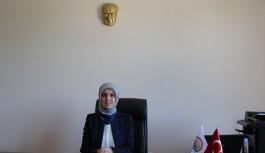 Tarımsal Veriler Şube Müdürü Uzun, kadın çiftçiler için hazırlanan projeleri anlattı