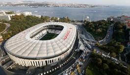 'Vodafone Park' dünyanın en iyi statları ile yarışıyor