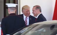 ABD Başkanı Trump Cumhurbaşkanı Erdoğan'ı arayacak