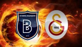 Medipol Başakşehir Galatasaray maçı bu akşam saat kaçta?