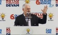 Başbakan Yıldırım'dan 'kontrollü darbe' söylemine tepki