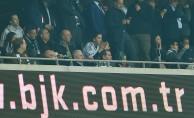 Başbakan Binali Yıldırım derbi maçını izledi